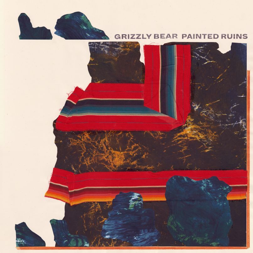 Painted Ruins (2LP) by Grizzly Bear image