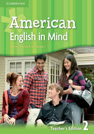 American English in Mind Level 2 Teacher's edition by Herbert Puchta
