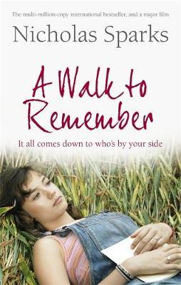 A Walk to Remember by Nicholas Sparks image