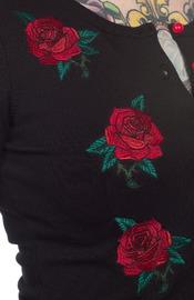 Sourpuss Rose Garden Cardigan (Small) image