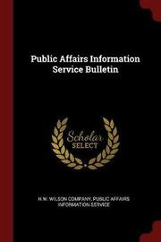 Public Affairs Information Service Bulletin image