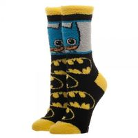 DC Comics - Batman Fuzzy Socks