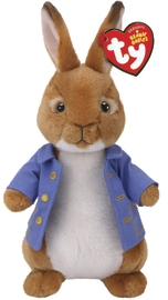 Ty Peter Rabbit: Peter Rabbit - Small Plush