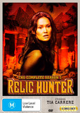 Relic Hunter - Season 1 (6 Disc Set) on DVD