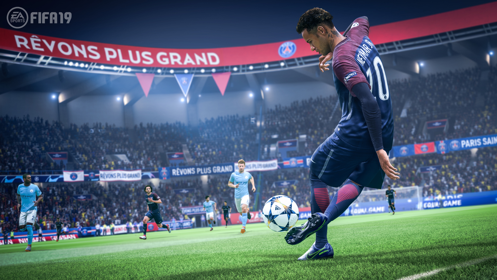 FIFA 19 for Switch image
