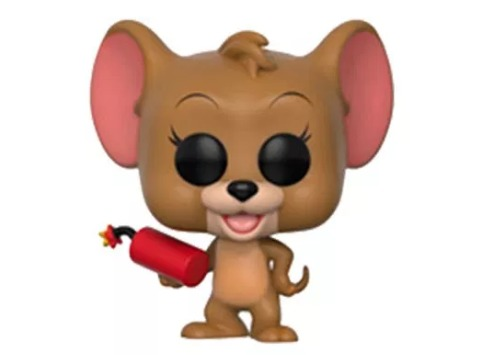 Tom and Jerry - Jerry (with Dynamite) Pop! Vinyl Figure