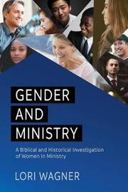 Gender and Ministry by Lori Wagner image
