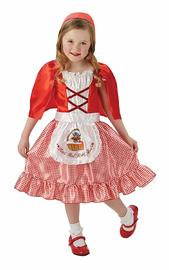 Red Riding Hood - Deluxe Costume (Size 9-10)
