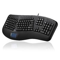 Adesso: Tru-Form 450 – Ergonomic Touchpad Keyboard