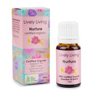 Organic Essential Oil Blend - Nurture (10ml)