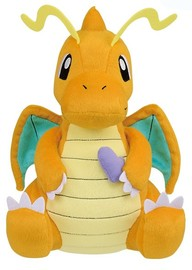 Pokemon: Mogu Mogu Time: Dragonite - Plush image