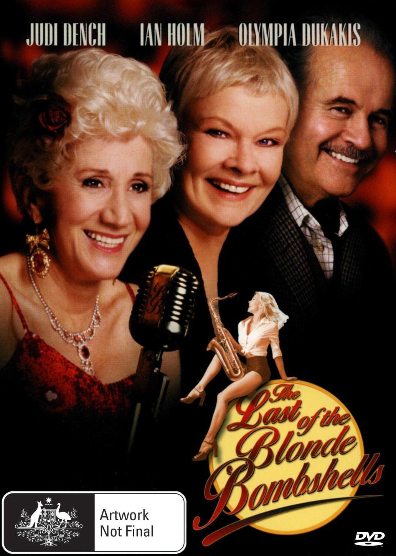Last Of The Blonde Bombshells on DVD image