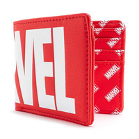 Loungefly: Marvel Logo Wallet