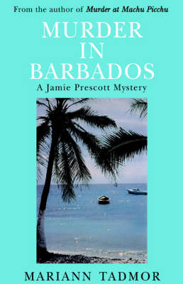 Murder in Barbados by Mariann Tadmor image