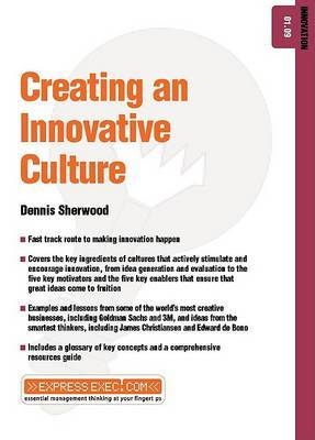 Creating an Innovative Culture by Dennis Sherwood image