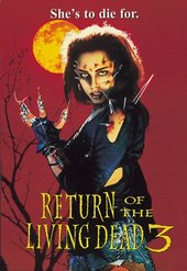 Return Of The Living Dead 3 on DVD