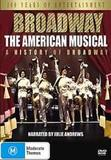 Broadway: The American Musical (2 Disc) DVD