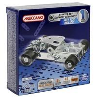 Meccano: 1 Model Starter Set - Hot Rod