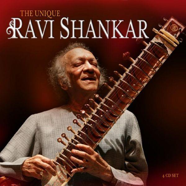 The Unique Ravi Shankar by Ravi Shankar