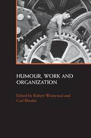 Humour, Work and Organization image
