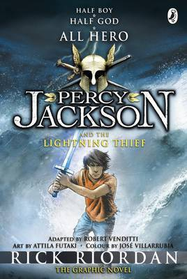 Percy Jackson and the Lightning Thief: The Graphic Novel: Bk. 1 image