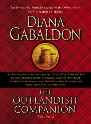 The Outlandish Companion Volume 2 by Diana Gabaldon