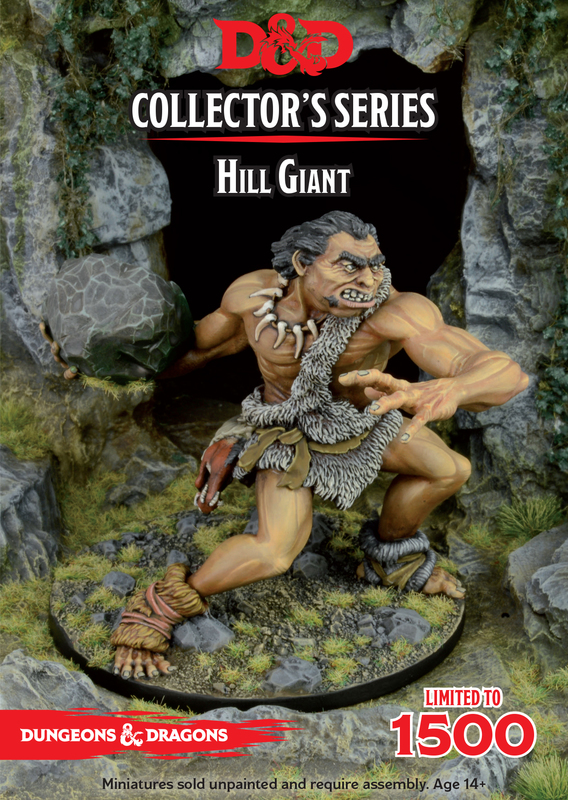 Dungeons & Dragons: Hill Giant