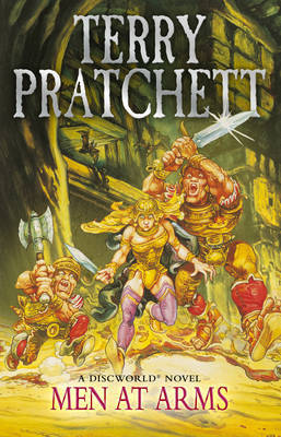 Men At Arms (Discworld 15 - City Watch) (UK Ed.) by Terry Pratchett