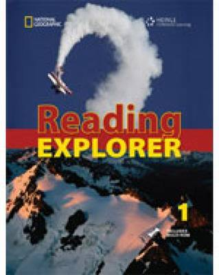 Reading Explorer 1: Explore Your World by Nancy Douglas image