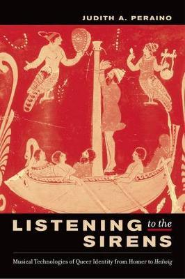 Listening to the Sirens by Judith A. Peraino image