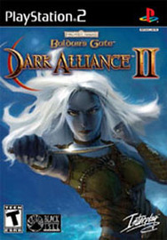 Baldur's Gate: Dark Alliance II for PlayStation 2