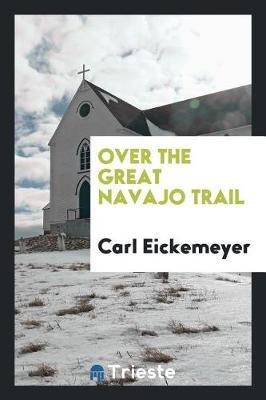 Over the Great Navajo Trail by Carl Eickemeyer