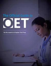 Official Guide to OET INT by Kaplan Test Prep