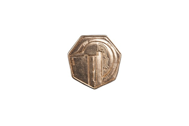 The Hobbit: Desolation of Smaug Treasure Coin #4