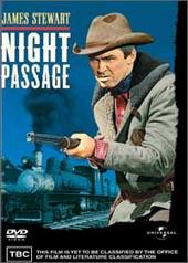 Night Passage on DVD