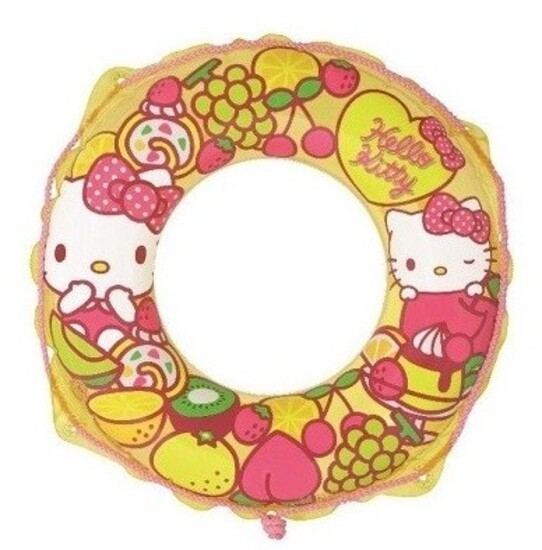 Hello Kitty: Swim Ring - Fruits