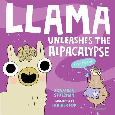 Llama Unleashes the Alpacalypse by Jonathan Stutzman
