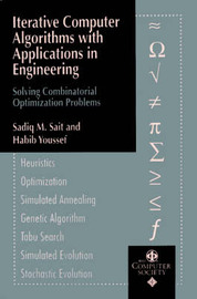 Iterative Computer Algorithms with Applications in Engineering by Sadiq M. Sait image