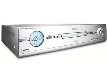 Philips DVDR9000H 400GB HDD DVD Recorder Pixel Plus recording image