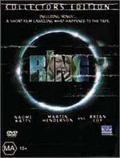 Ring, The - Collector's Edition on DVD