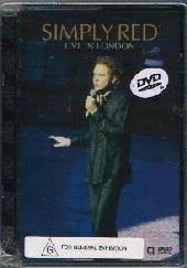 Simply Red - Live In London on DVD