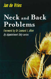 Neck and Back Problems by Jan De Vries image