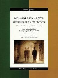 Pictures at an Exhibition by M.P. Mousorgskii
