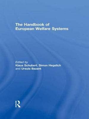 The Handbook of European Welfare Systems image