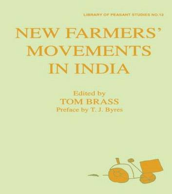 New Farmers' Movements in India image