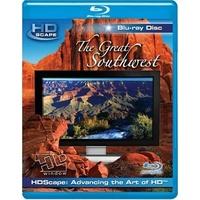HD Window: The Great Southwest on Blu-ray