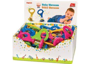 Halilit – Baby Maracas