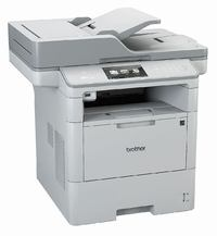Brother: MFC-L6900DW Mono Laser All-In-One Printer