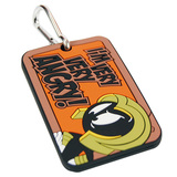 Looney Tunes: Marvin The Martian - Luggage Tag