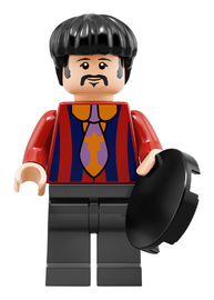 LEGO Ideas - Beatles Yellow Submarine (21306) image